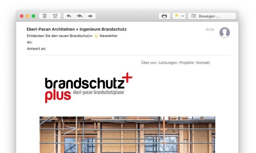 brandschutzplus-Newsletter, Januar 2021