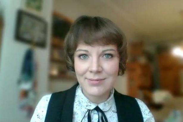 Cornelia Halbach_Homeoffice 2020