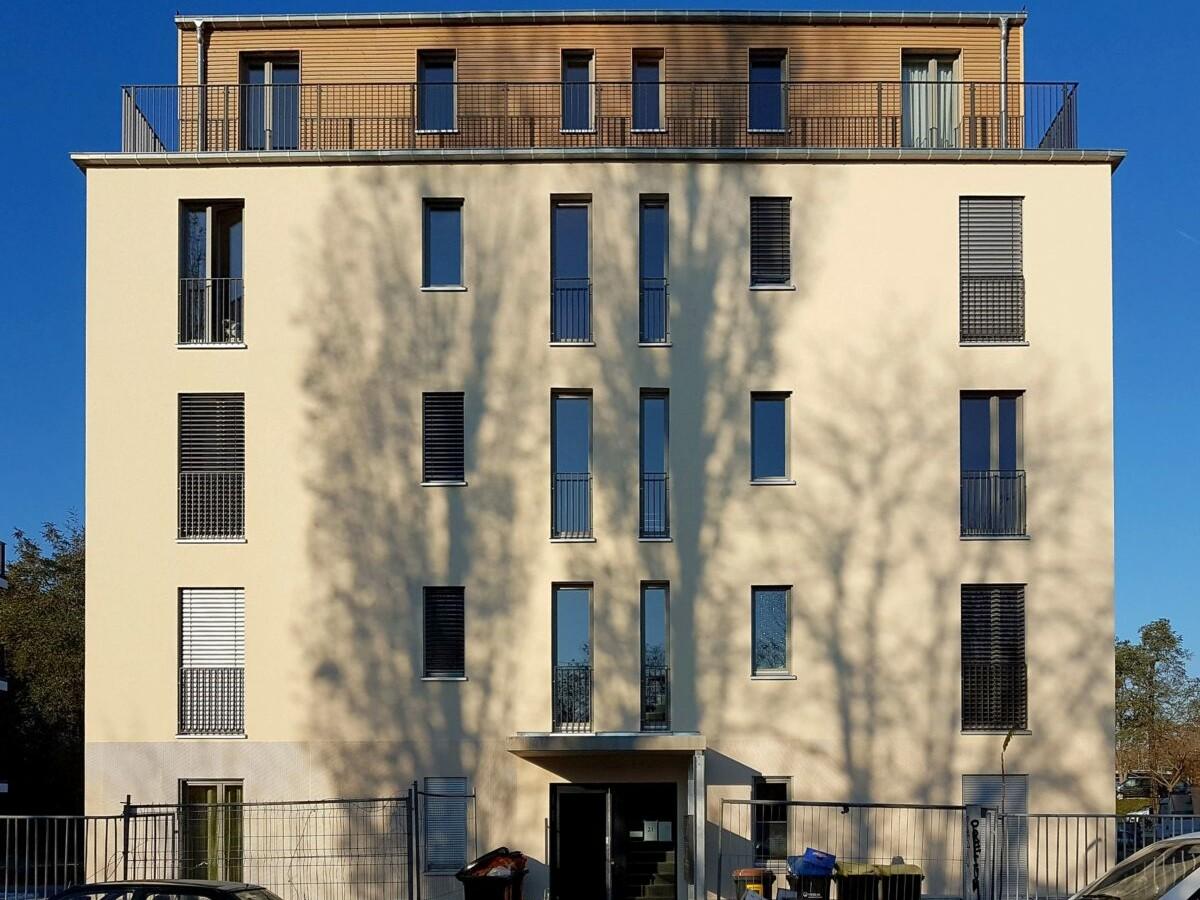 Holz Palais Dresden: Haus 1