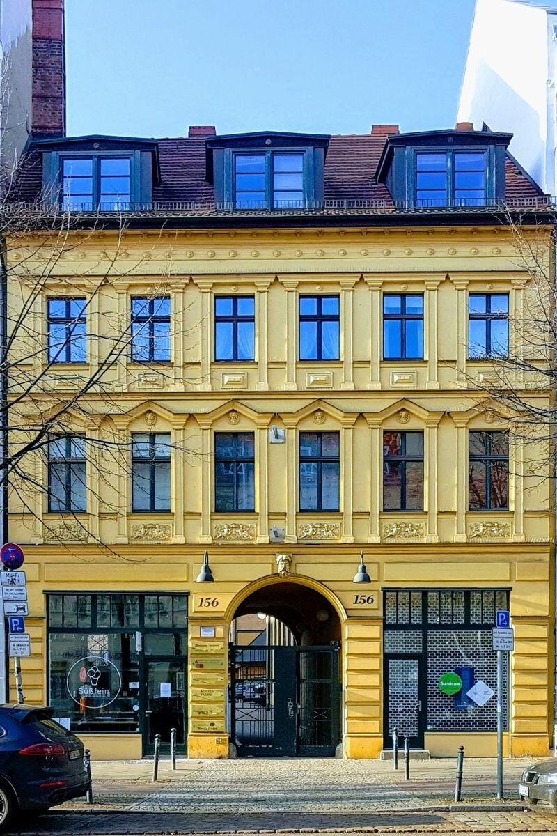 Eberl-Pacan Architekten Ingenieure Brandschutz, Brunnenstraße, Berlin-Mitte (Foto: Andreas Winter)