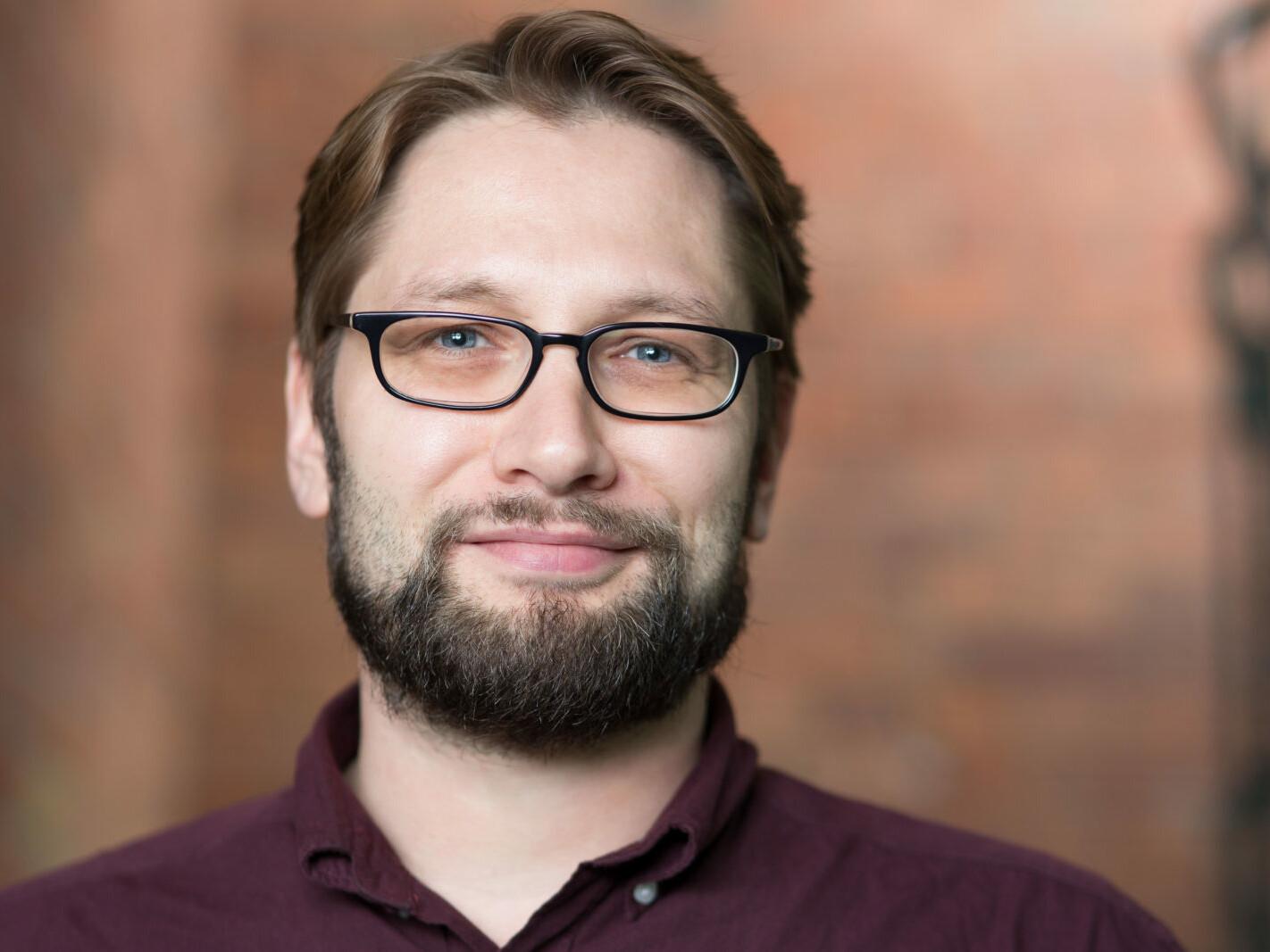 Marcus Holzmann (Foto: Andreas Winter)