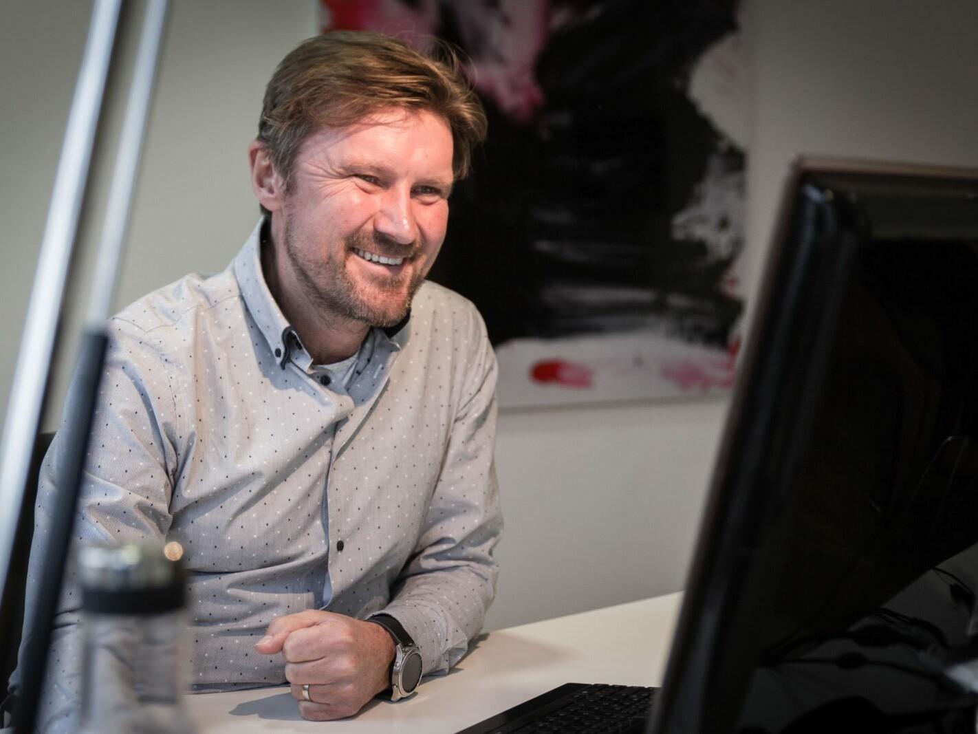 Reinhard Eberl-Pacan (Foto: Andreas Winter)