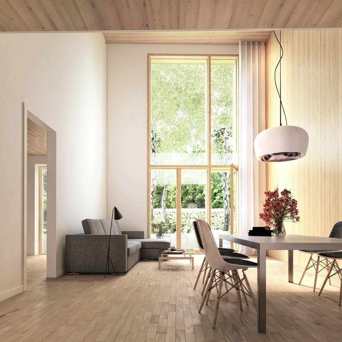 Maisonettewohnung Walden 48 (Rendering: Scharabi | Raupach Architekten)