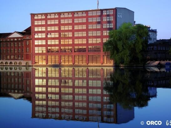 Bürogebäude Schlesische Straße 27 Berlin_brandschutz plus eberl-pacan brandschutzplaner_Berlin_Foto Ansicht Wasser