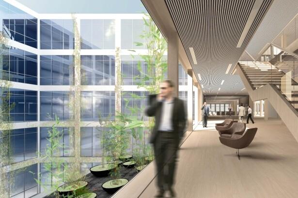 Neubau Firmengebäude Flexim GmbH Berlin_brandschutz plus eberl-pacan brandschutzplaner_Berlin_Flexibles Hofkonzept