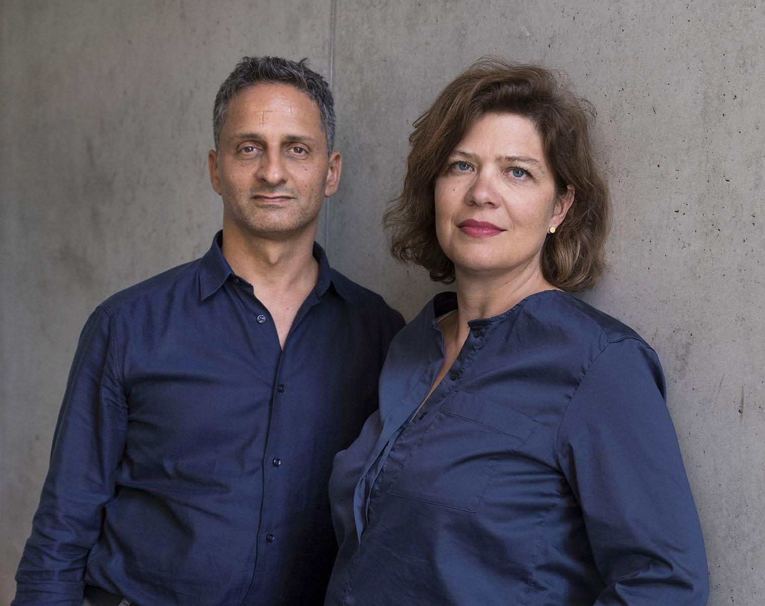Susanne und Farid Scharabi_Foto Anne Schönhartig