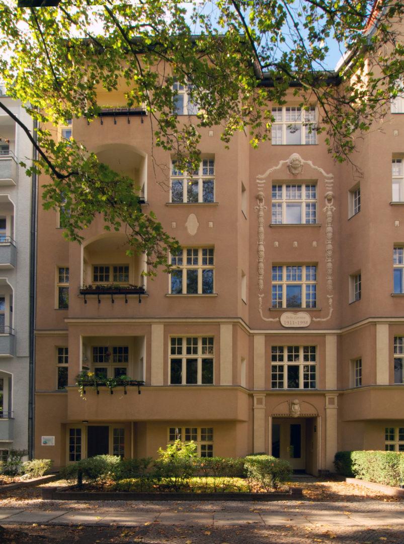 Büro_Eberl-Pacan_Stubenrauchstraße_Friedenau