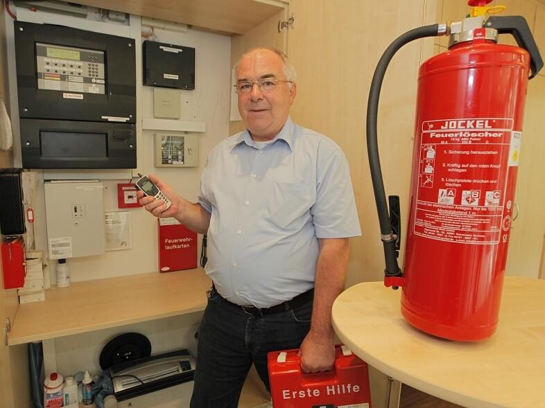 Feuerlöscher-Regelmäßige Wartung erforderlich_Foto-Jockel Brandschutz