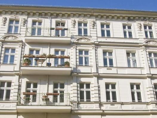 berlineraltbau_Fassade eines Berliner Altbaus Foto-Common Share