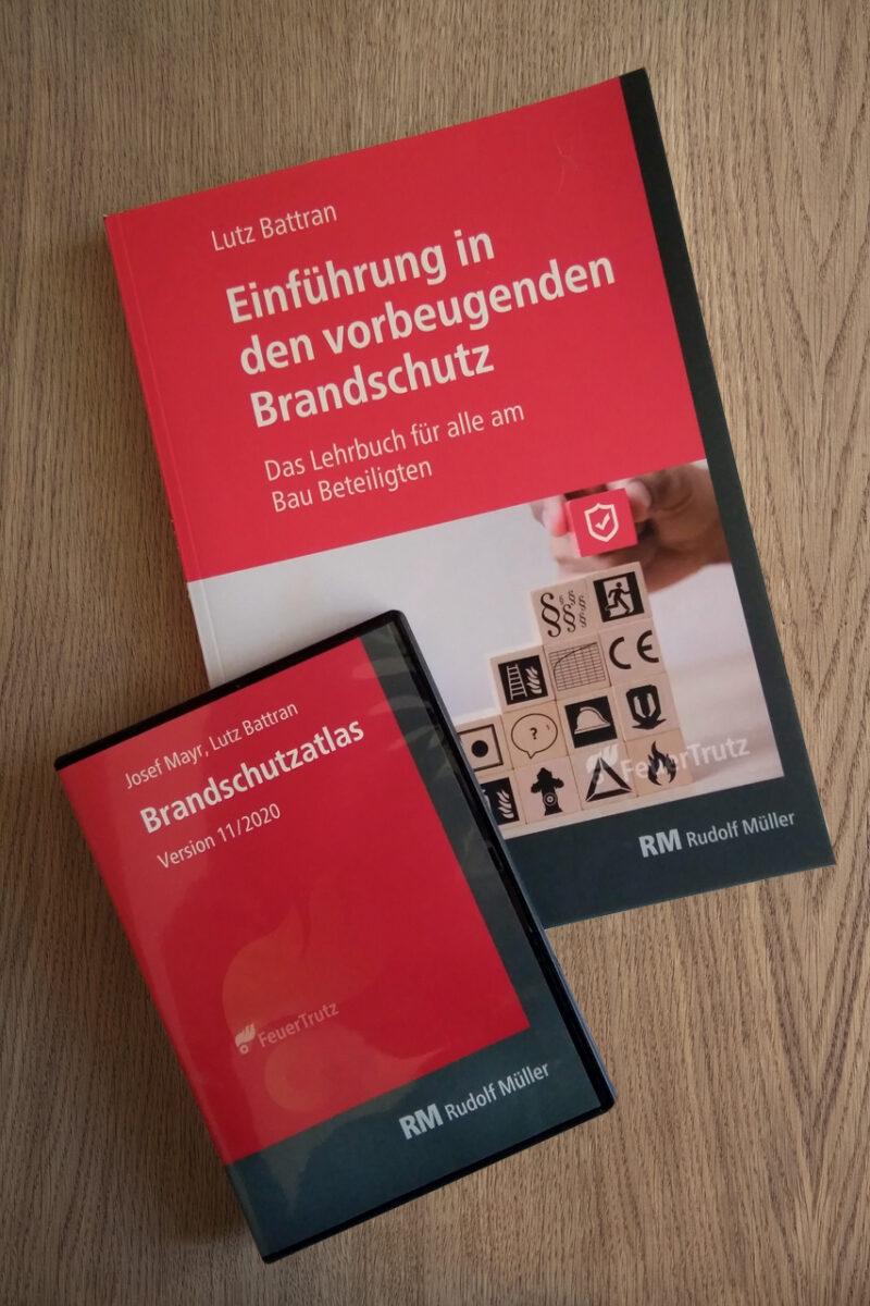 Fachbuch Einführung in den vorbeugenden Brandschutz_Lutz Battran_2021